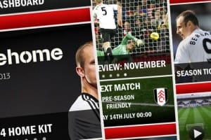 Fulham FC gains major Android update