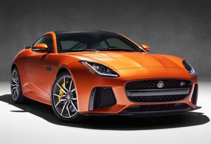 Full Jaguar F-Type SVR details next month