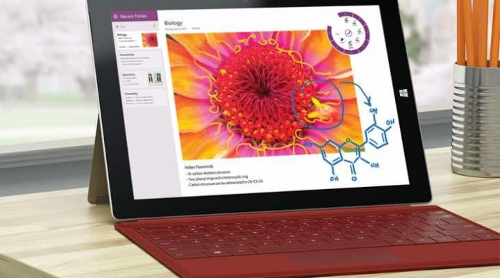Full Surface 3 technical specs divulged