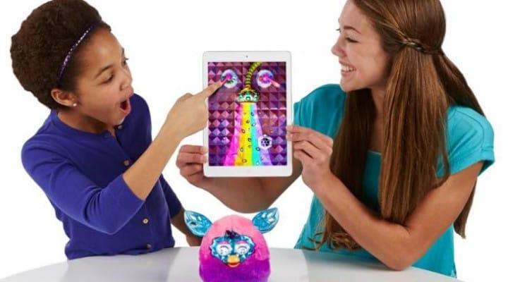 Furby Boom Crystal price at Tesco, Argos and Smyths