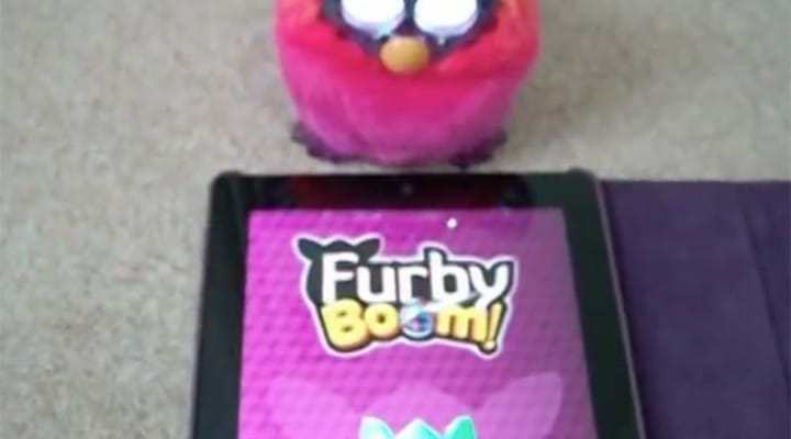 Furby Boom Crystal, Furbling review with iPad app