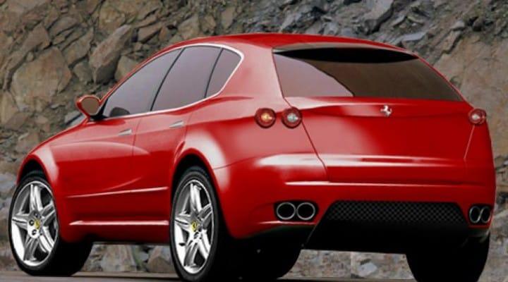 Future Ferrari models not SUV, sedan or motorcycle