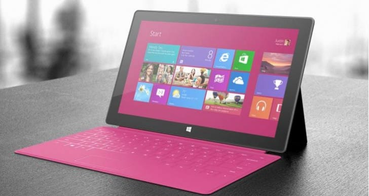 Future Surface Pro success hinges on Windows 9, maybe