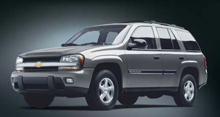 GM August 2014 SUV recall