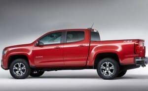 GM recalls 2015 Chevrolet Colorado, GMC Canyon
