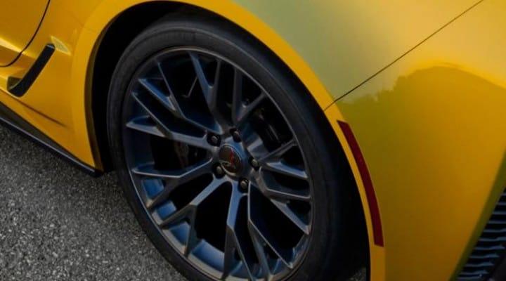 GM recalls 2015 Chevrolet Corvette over parking brake