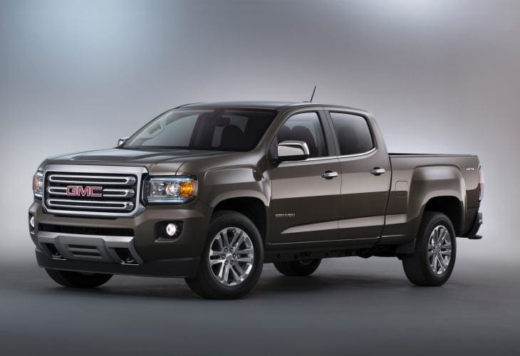 GM recalls 2015 GMC Canyon