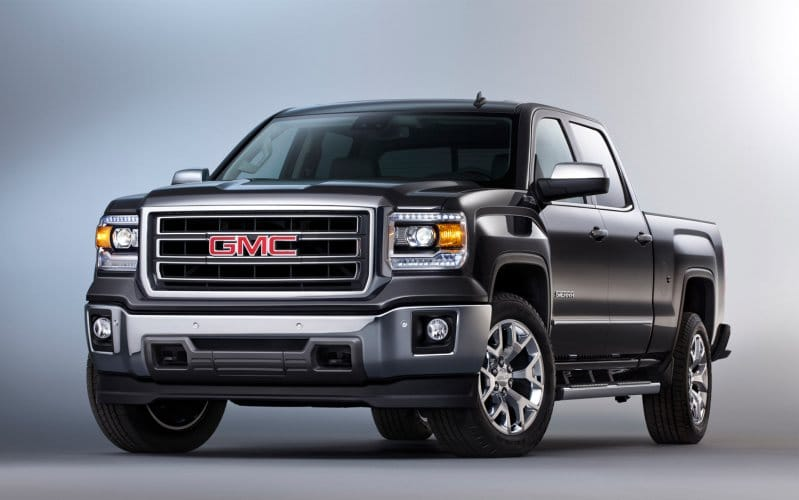 GMC Sierra safety rating