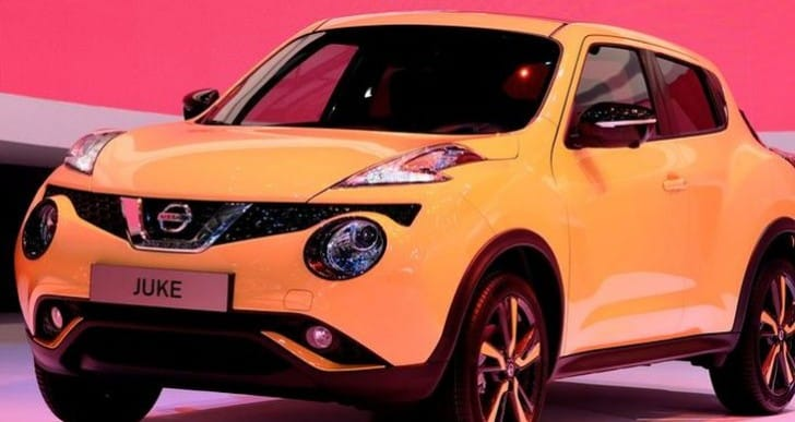 GMS 2014: New Nissan Juke is even less attractive