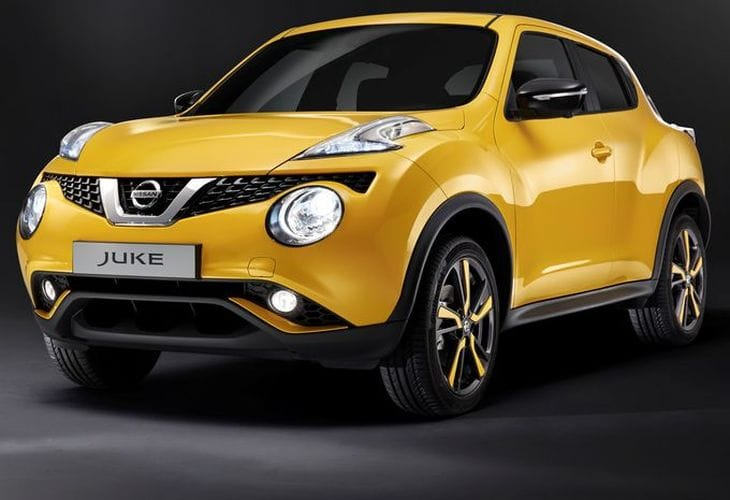 GMS 2014 New Nissan Juke is even less attractive