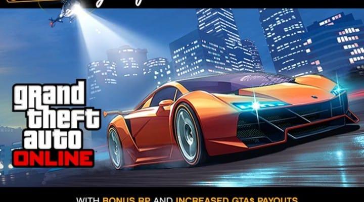 GTA Online event crate drop locations