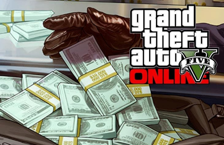 GTA V 1.10 update at 4.74GB, notes fix graphics