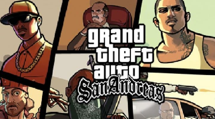 iOS gets GTA San Andreas release, Android to follow