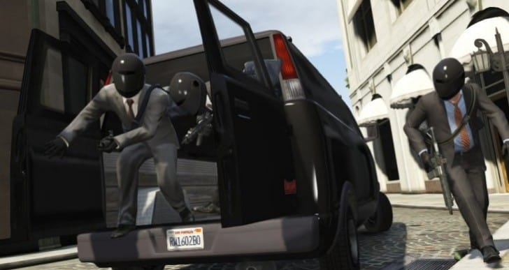 GTA V 1.07 patch needs Heists and additional features
