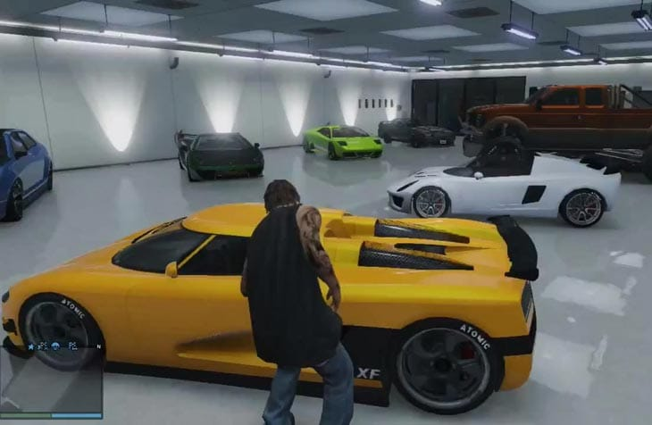 GTA-V-113-DLC-rearrange-cars-in-garage