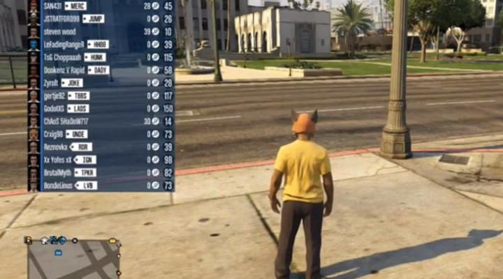 GTA V 1.14 online money glitch lands
