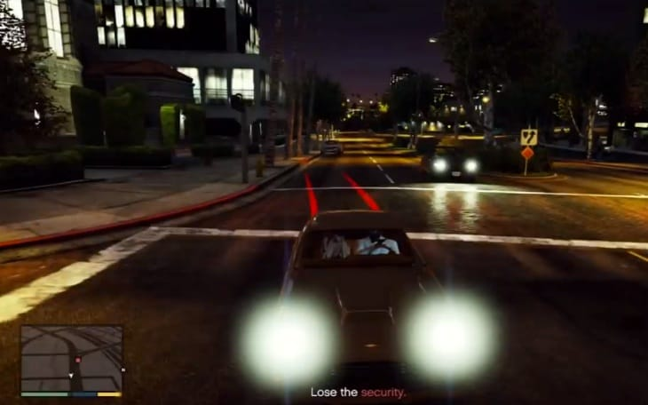 GTA V Bond car location with gameplay