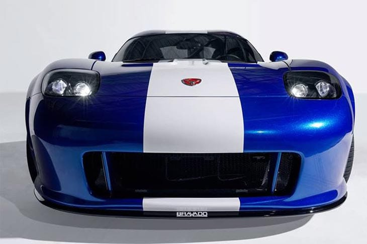 Loving the white stripe on the Bravado Banshee