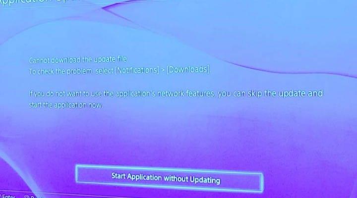 GTA V CE-32937-4 error plagues PS4 update