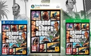 GTA V DLC update over PS4 purchase