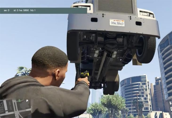 Best GTA V PC mods in 2015 with Gravity Gun