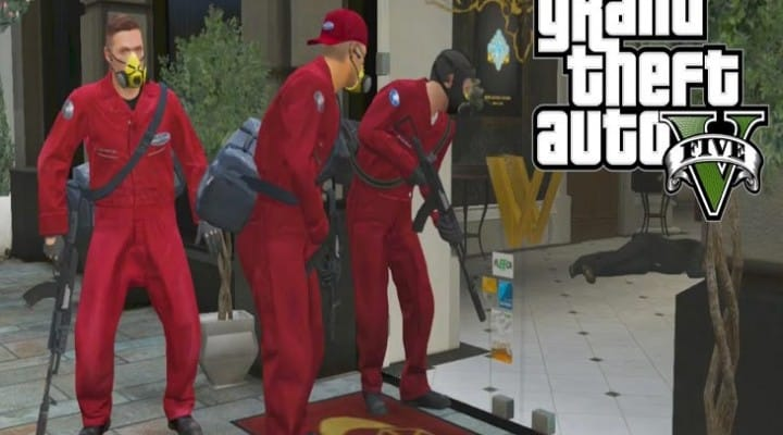 GTA V Heists payout for DLC