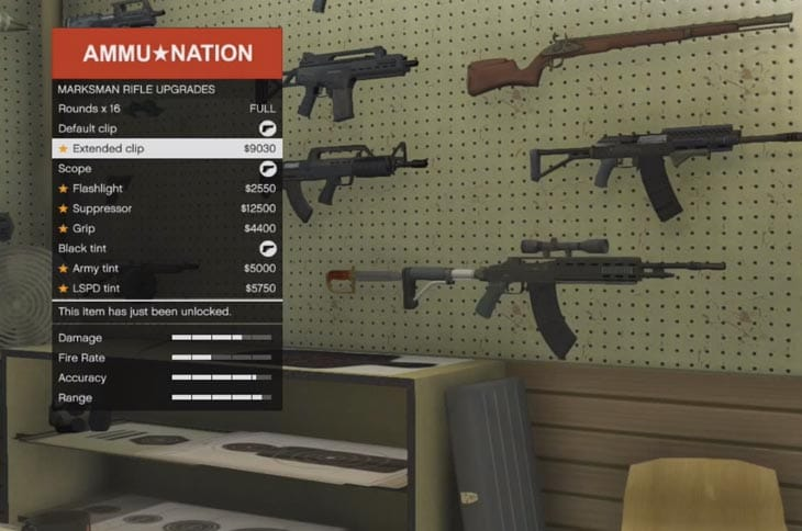 gta v lts update  heavy shotgun  marksman rifle upgrades  u2013 product reviews net