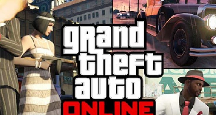 GTA V Online down with June maintenance