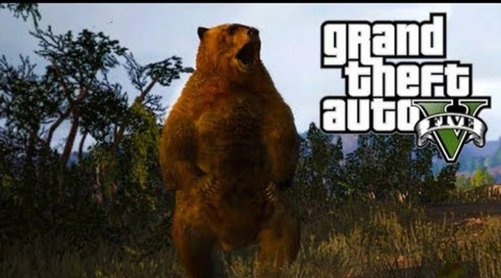 GTA V Online animals DLC post 1.14 update