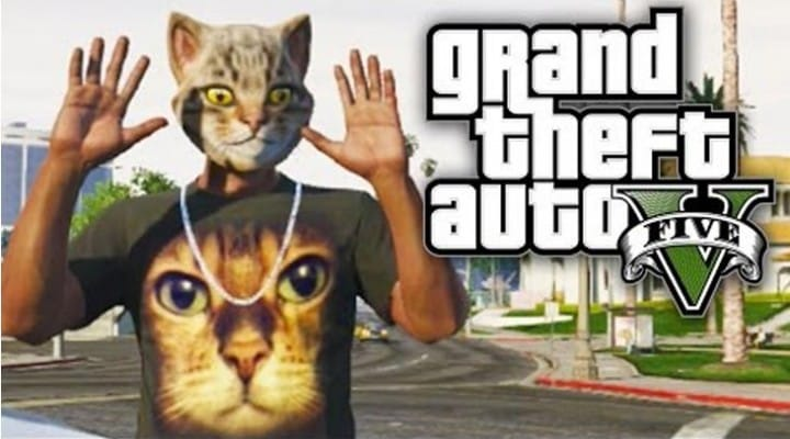 GTA V Online character playable on PS4 and PS3?