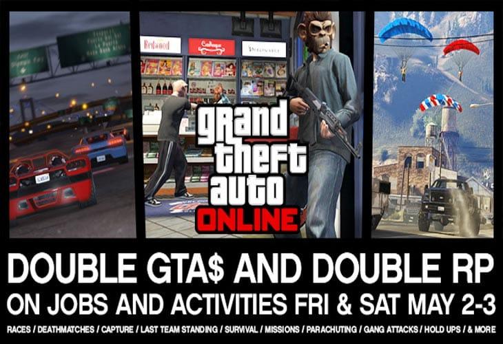 GTA-V-Online-double-RP-weekend