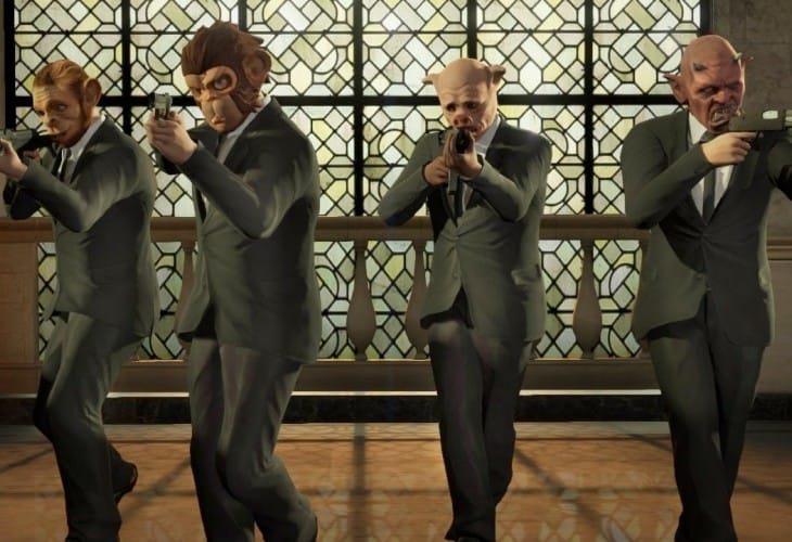 GTA V Online features and cash packs price levels