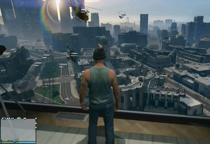 GTA V Online heists requires $200k apartments