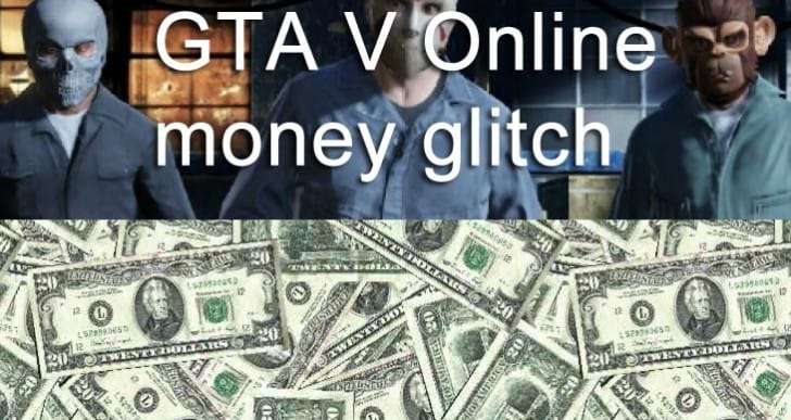 GTA V DNS, online cheats and money glitch