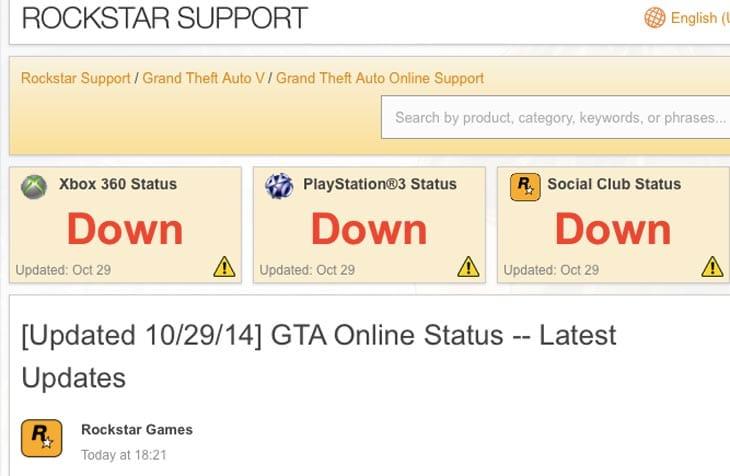 GTA-V-Online-status-down-maintenance-error