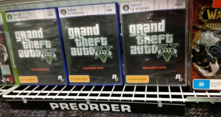 GTA V PC release date excites elites