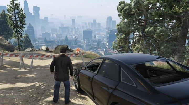 Start playing GTA V PC in UK, US at this time