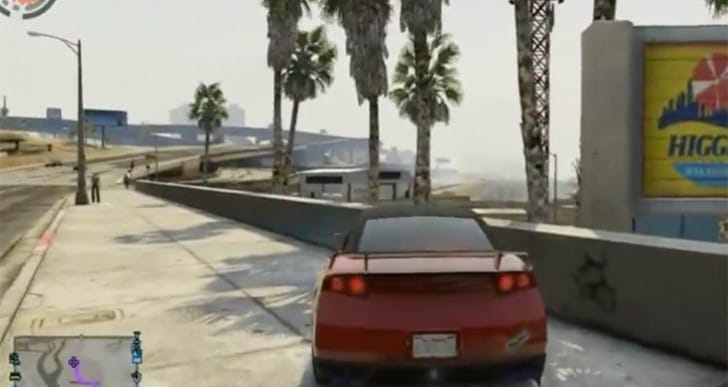 GTA V features worthy of PS4, XB1 and PC upgrade