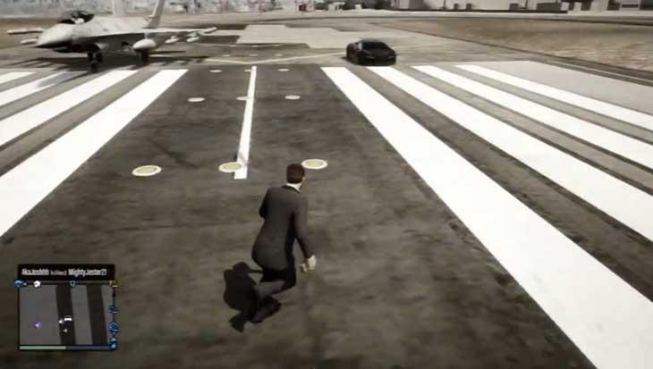 GTA-V-Pegassi-Zentorno-vs-Jet-Online