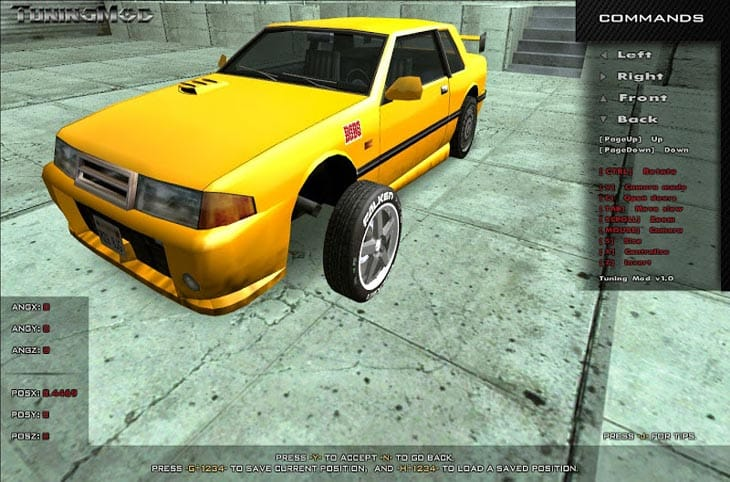 GTA V Tuning Mod on PC with best car customization