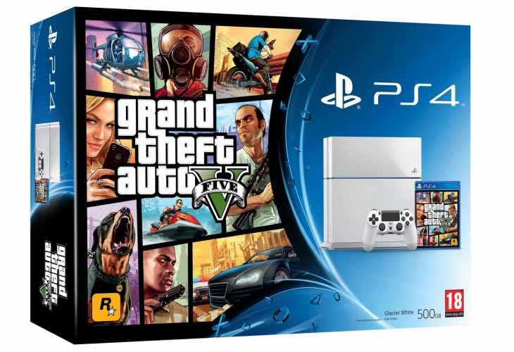 GTA V UK price for PS4, Xbox One at Asda and Tesco