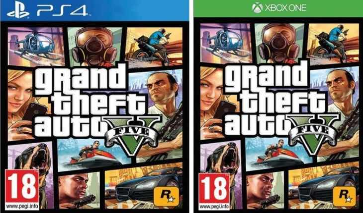 GTA V UK price for PS4, Xbox One