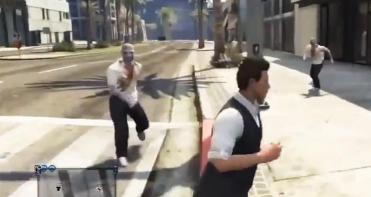 GTA V Zombies mod more fun than cheats
