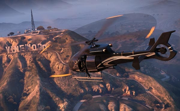 GTA V co-op realization brings mixed feelings