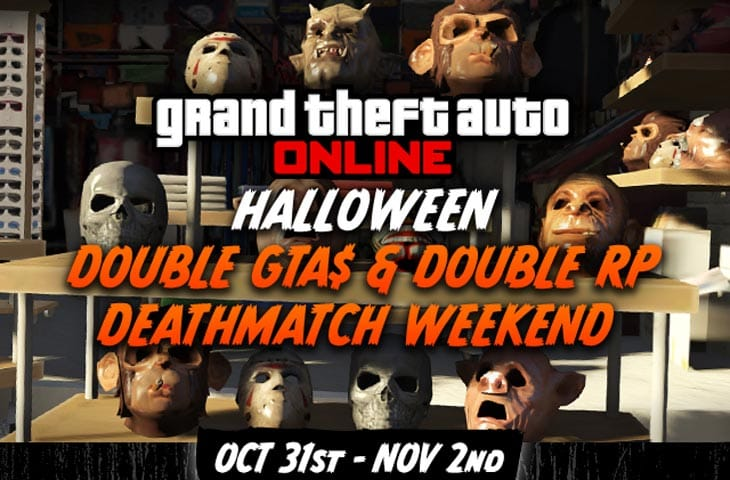 GTA-V-double-RP-Halloween-event