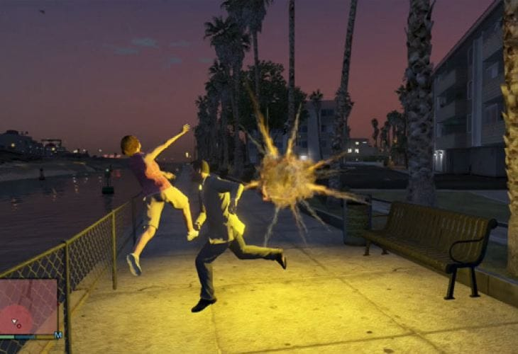 GTA V explosive melee attacks entices cheaters