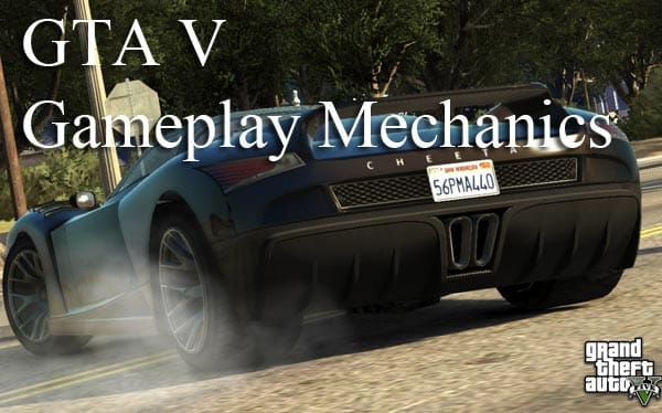 GTA V gameplay mechanics overhauled