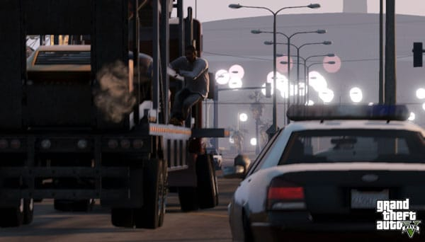 GTA V likelihoods for trailer 2