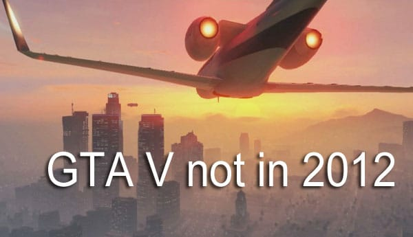 GTA V reality check for release