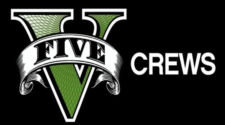 GTA V online crew limit relaxed